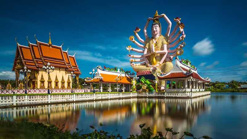 آشنایی با سامویی تایلند