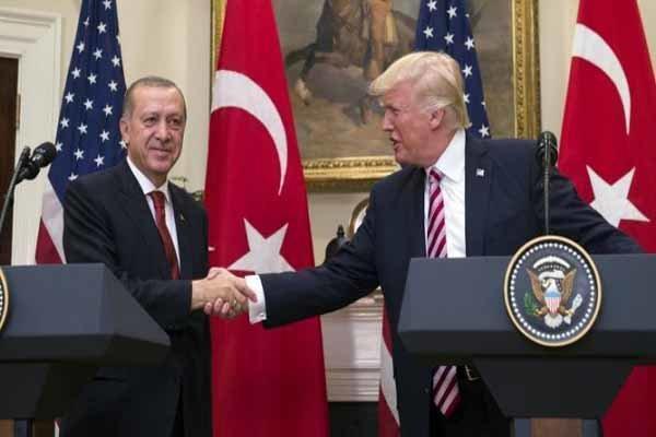 آن روی سکه اختلافات ترکیه و آمریکا