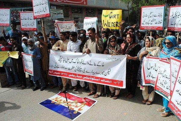 پاکستانی ها خواهان اخراج سفیر هلند شدند