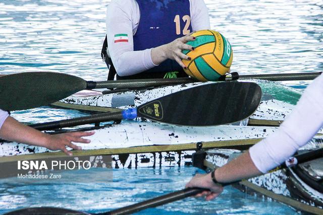 کانوپولوی زنان ایران قهرمان بازی های آسیایی شد