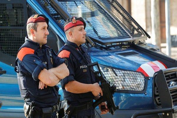 مظنون به حمله با چاقو در اسپانیا بازداشت شد