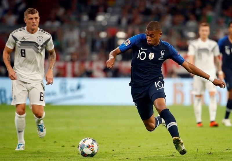 فوتبال جهان، شروع لیگ ملت های اروپا با تساوی آلمان و فرانسه ، آتش بازی بیل و یاران مقابل ایرلندی ها
