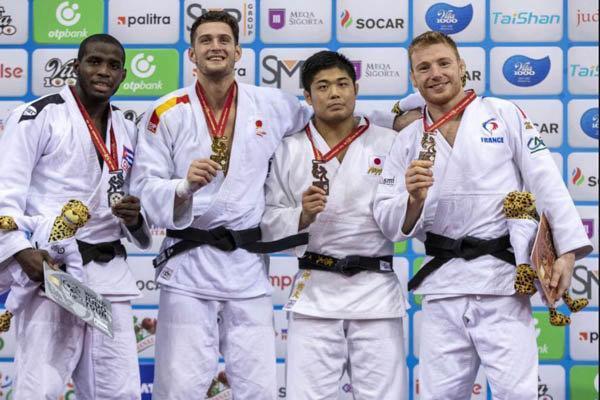 ژاپن و اسپانیا طلاهای روز پنجم را کسب کردند