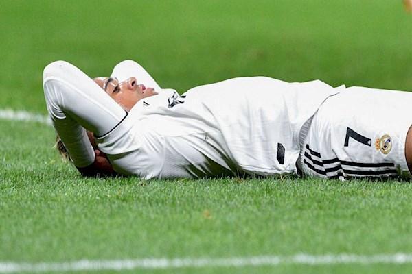 ادامه ناکامی های رئال مادرید در لوژنیکی