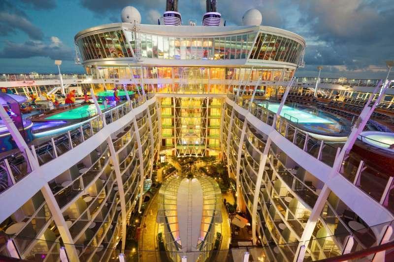 چیزای جالبی از کشتی کروز