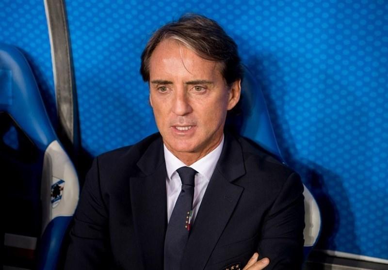 فوتبال دنیا، رضایت روبرتو مانچینی از عملکرد ایتالیا مقابل پرتغال با وجود ناکامی در صعود