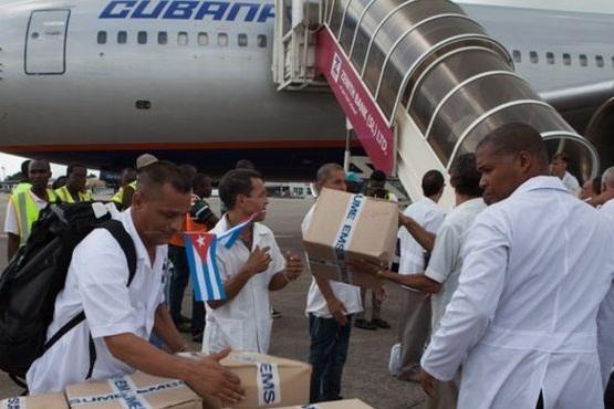 خروج هزاران پزشک کوبایی از برزیل