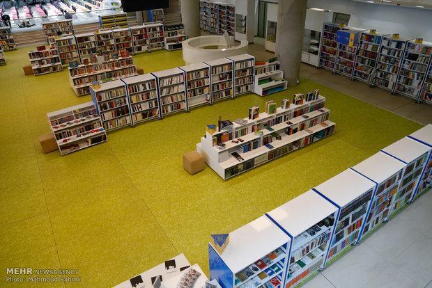 احداث باغ کتاب در کرج ، پرداخت بدهی شهرداری به کتابخانه های عمومی