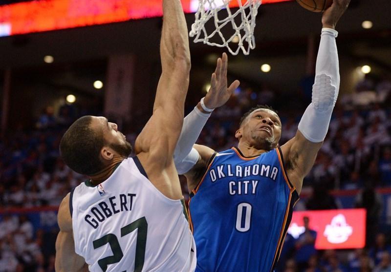 لیگ NBA، پیروزی تاندر با دابل دابل وستبروک، بوستون در اورلاندو باخت