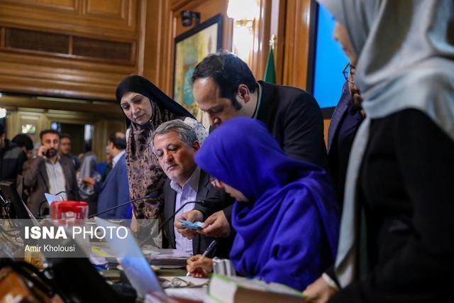 تصویب شش ماده دیگر از برنامه 5 ساله سوم شهرداری تهران