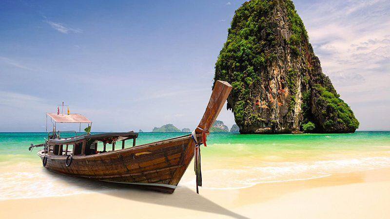 آشنایی با کرابی در تایلند