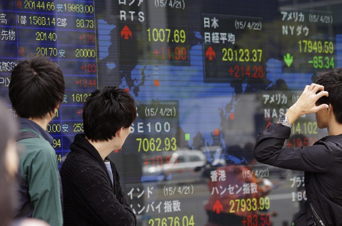 جنگ تجاری چین و آمریکا باعث افت شاخص سهام ژاپن شد