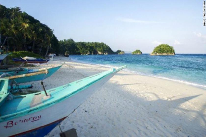 کاهش گردشگری کشتی کروز در پی تعطیلی بوراکای، فیلیپین