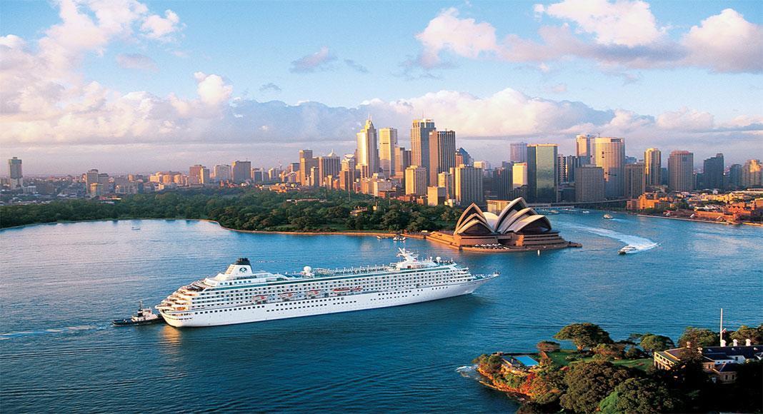 کشورهایی که در صدر سفر با کشتی کروز هستند