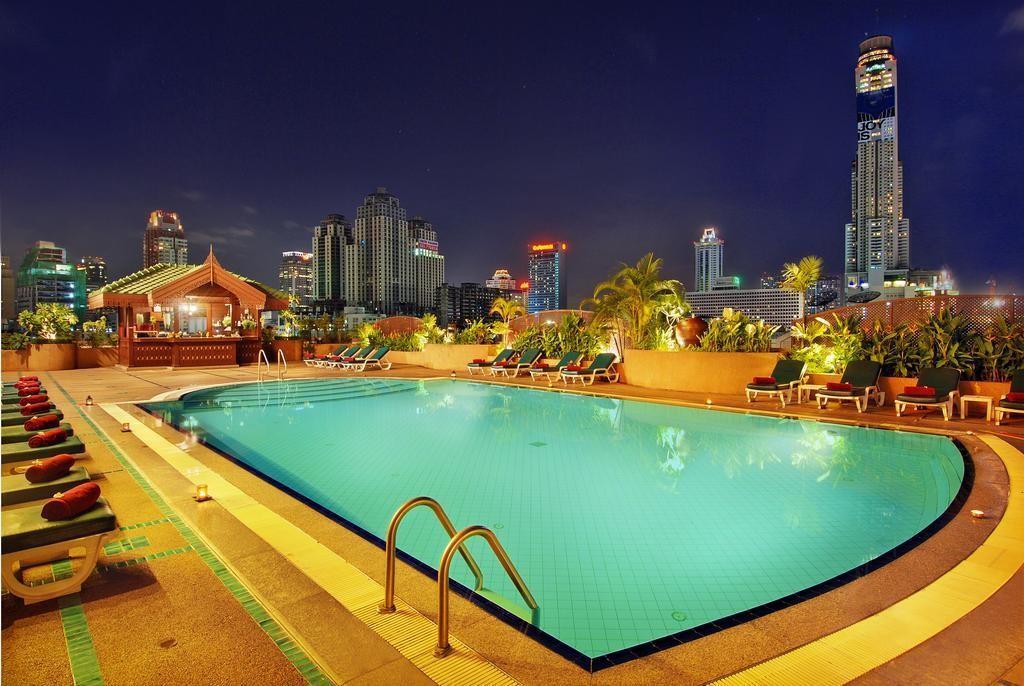 آشنایی با هتل 4 ستاره رامادا دما بانکوک