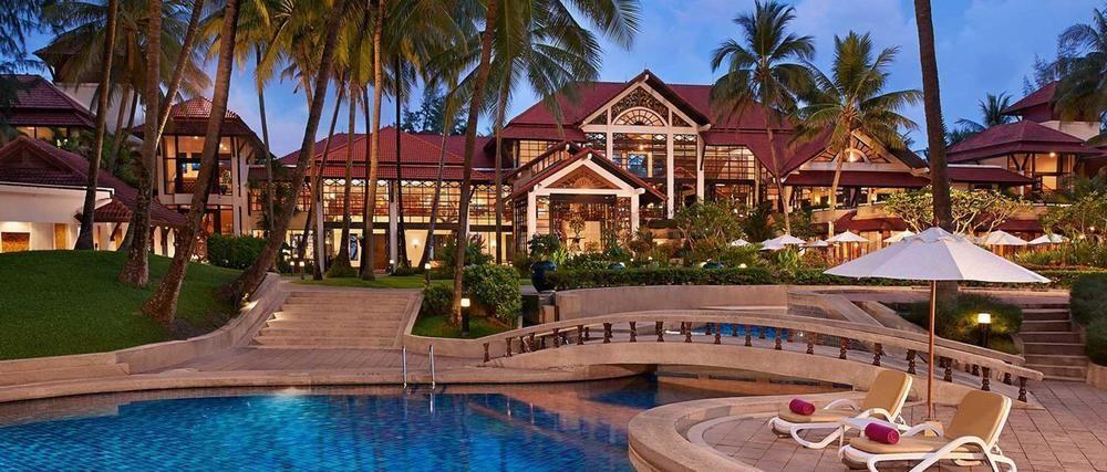 آشنایی با هتل 5 ستاره دوسیت لاگونا پوکت