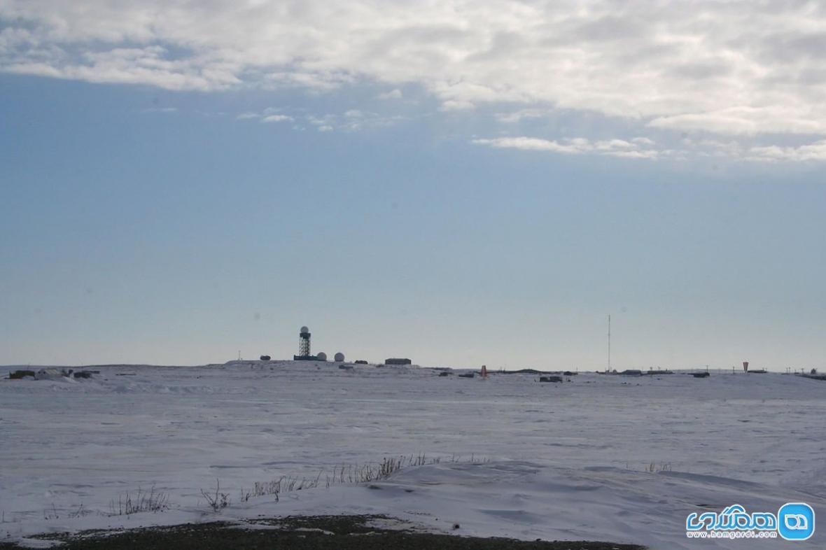 سفر به توکتویاکتوک ، آخرین روستای قطبی کانادا