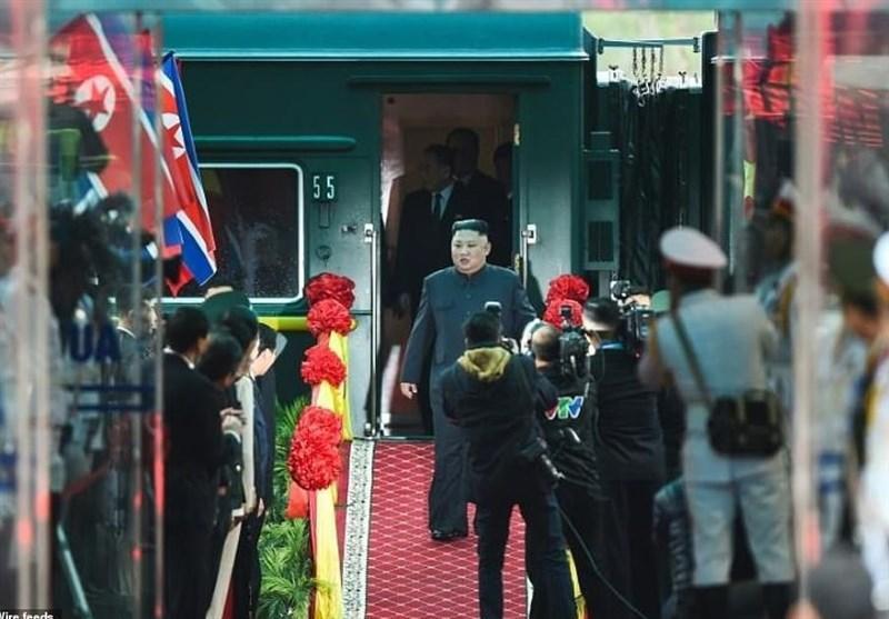 ورود رهبر کره شمالی به ویتنام با اسکورت منحصر به فرد