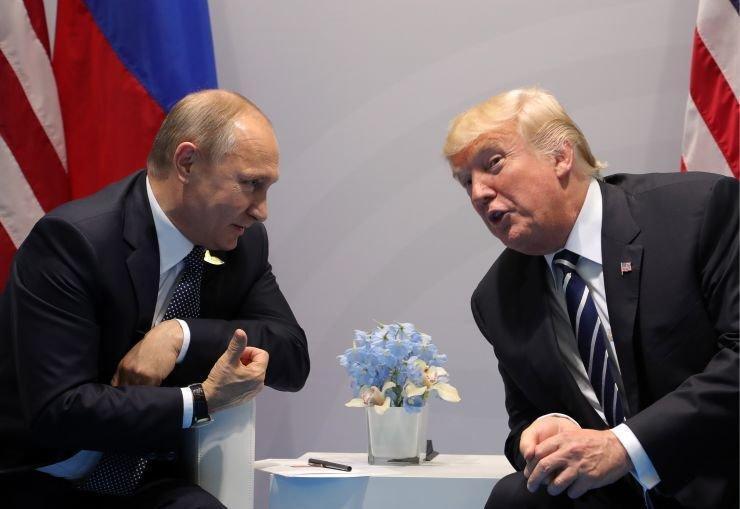 ترامپ خواهان دیدار با رهبران روسیه و چین شد