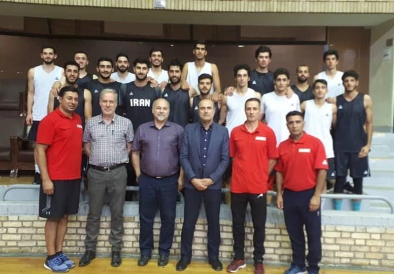 برنامه مسابقات بسکتبال ویلیام جونز اعلام شد، تیم زیر 22 سال ایران راهی چین تایپه می گردد