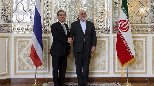روابط تایلند و ایران