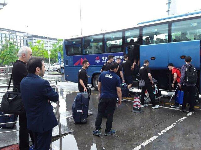 هفته نخست لیگ ملت های 2019، مردان والیبال ایران در چین اردو زدند