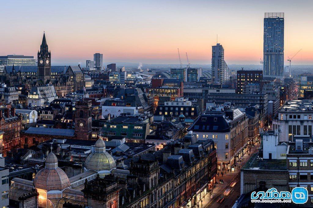 سفر به منچستر؛ شهر جذاب و دیدنی انگلیسی ها