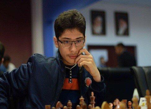 چهارمی فیروزجا در بخش برق آسای شطرنج آسیا