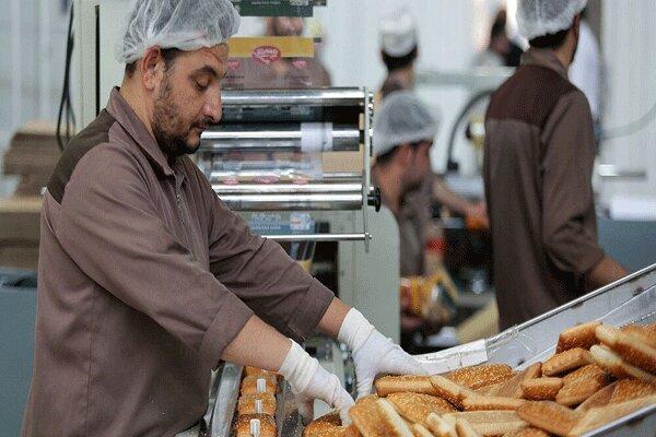 45 واحد فراوری کیک و کلوچه استاندارد در خراسان رضوی فعالیت می نمایند