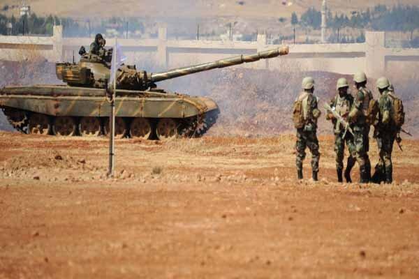 گشایش 3 معبر برای عبور غیرنظامیان در حومه ادلب و حلب