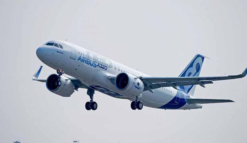 معرفی هواپیمای ایرباس 320 نئو