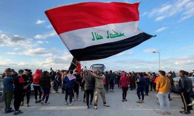 فیلم ، برگزاری همه پرسی در عراق ، آمریکا باید از منطقه برود