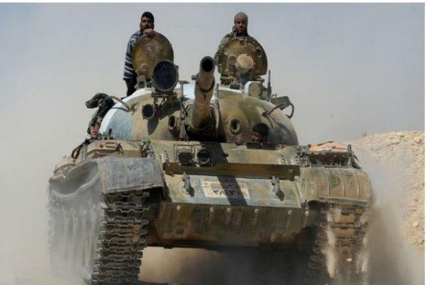 پیشروی های چشمگیر ارتش سوریه در جبهه غرب حلب
