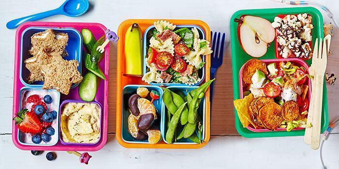 نکته بهداشتی، ناهار سالم برای کودک