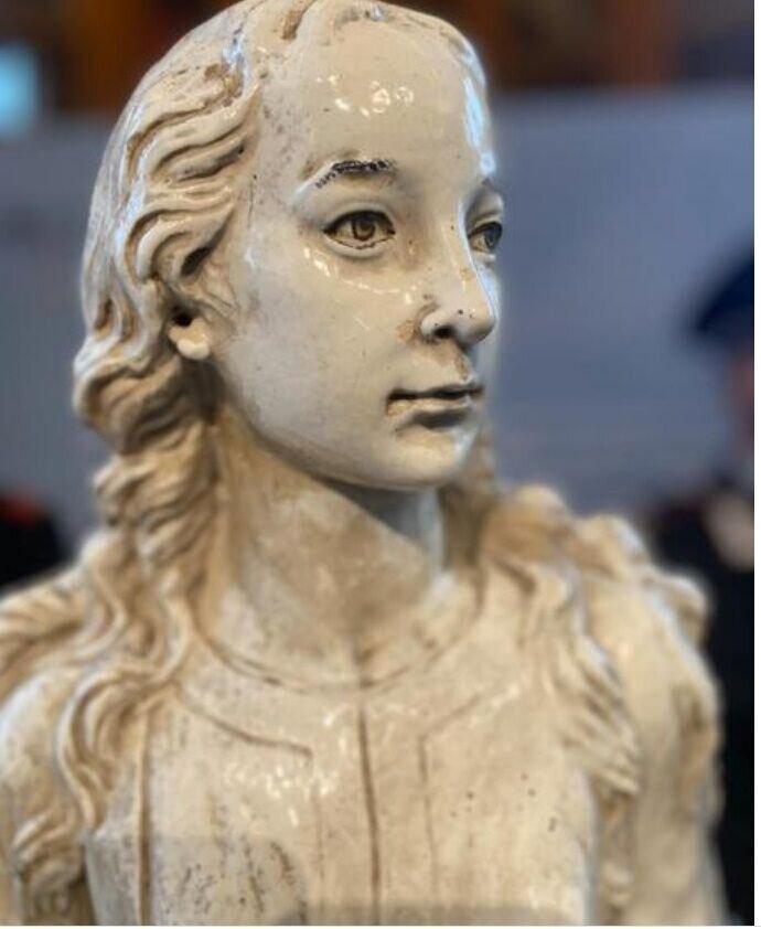 مجسمه مریم مجدلیه به آلمان بازگشت