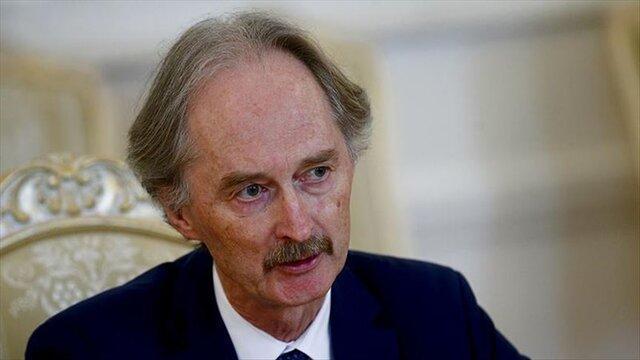 درخواست پدرسون از روسیه و ترکیه برای همکاری درباره ادلب