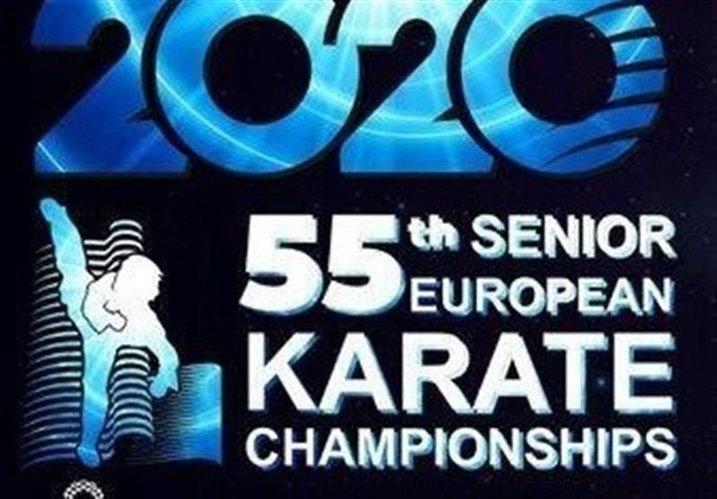 لغو برگزاری رقابت های کاراته قهرمانی اروپا از سوی فدراسیون جهانی، کاراته وان مادرید برگزار می گردد؟