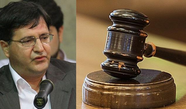حکم تخلیه ساختمان احمدعزیزی صادر شد