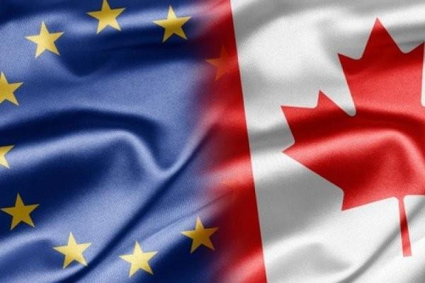امضای پیمان تجارت آزاد میان اتحادیه اروپا و کانادا