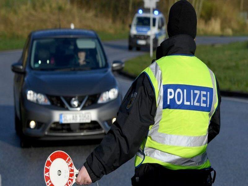 تمدید کنترل مرزی آلمان با همسایگانش