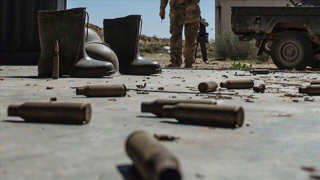 اعلام آتش بس نیروهای حفتر در لیبی