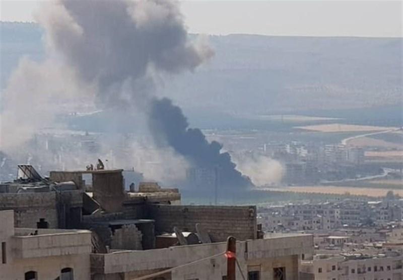 سوریه، انفجار تانکر بمب گذاری شده در عفرین، دست کم 40 نفر کشته شدند