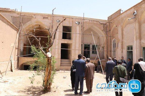 تبدیل شدن یک خانه قجری به خانه موزه سمنان
