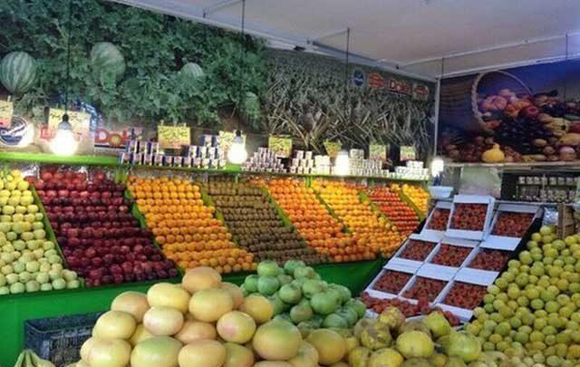 نرخ انواع میوه و صیفی در میادین میوه و تره بار