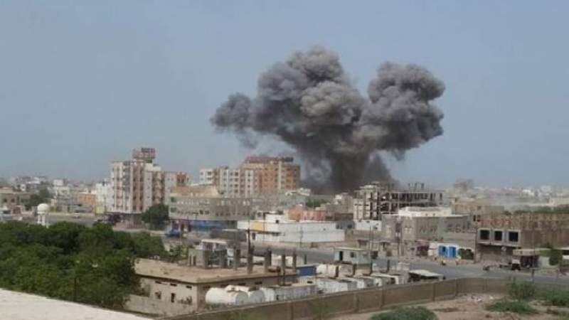 خبرنگاران تداوم تجاوز نظامی سعودی به یمن