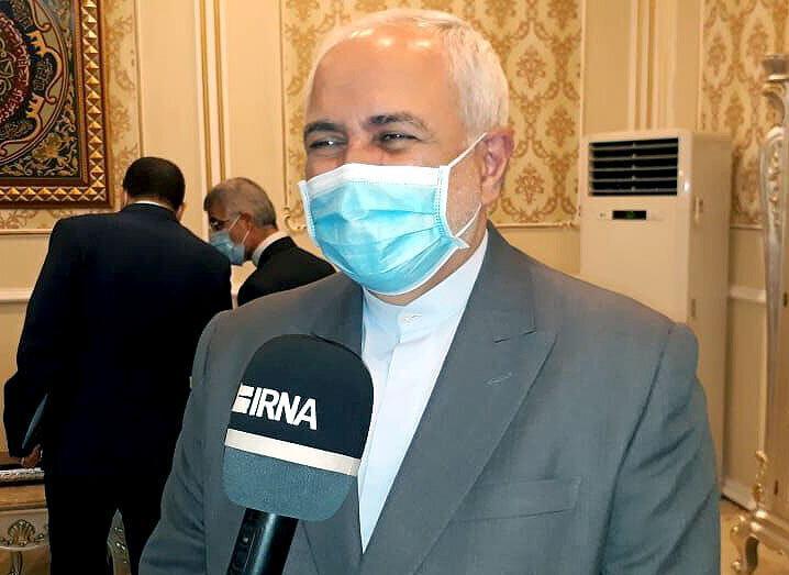 ارزیابی ظریف از نتایج دیدارش با مقام های عراقی
