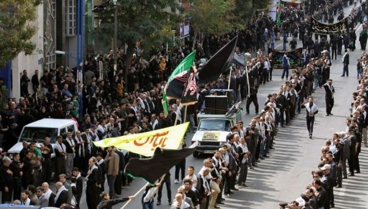 برپایی ایستگاه صلواتی و حضور عزاداران در خیابان؛ ممنوع