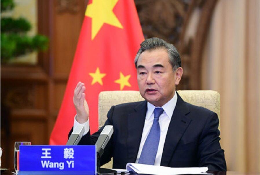 خبرنگاران وزیر خارجه چین: درخواست آمریکا برای مکانسیم ماشه غیرمنطقی است
