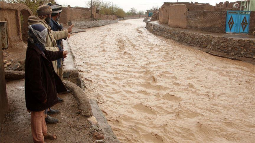 خبرنگاران نیازهای سیل زدگان پروان افغانستان فردا به هلال احمر ایران اعلام می شود