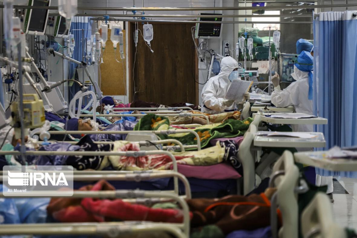 خبرنگاران اضافه شدن 157 تخت ویژه بیماران کرونایی در خوزستان